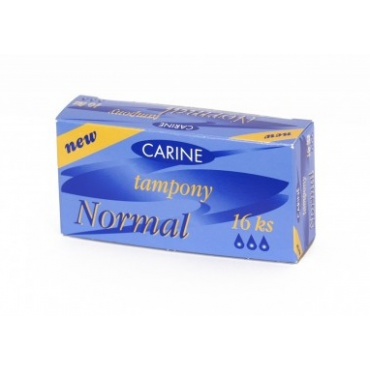 Carine tampóny NORMAL